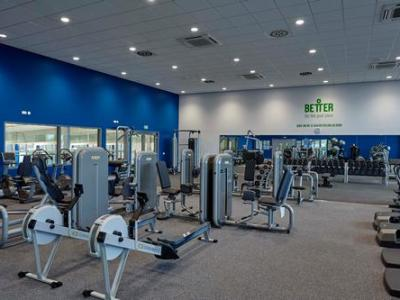 New leisure centre opened at Manchester City training campus