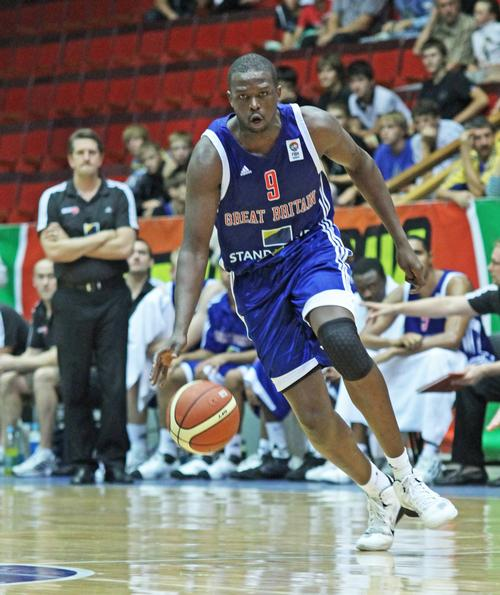 GB Basketball gets emergency £1.18m funding from Sport England