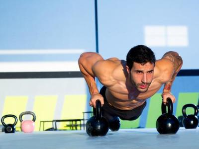Body weight training named top exercise trend for 2015