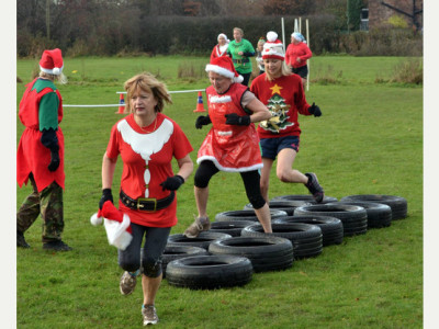 Christmas crunches! Free festive British Military Fitness session for all in Plymouth
