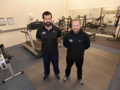 Aspirations Gym is offering a personal full-body workout from £5 per hour