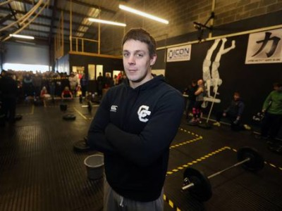 Belfast gym proves CrossFit being lifted to new heights