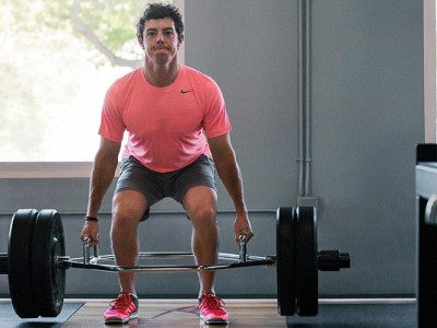 McIlroy heads for Masters bulked up in bid to become golf's greatest