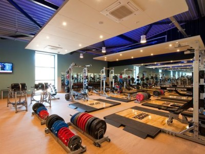 Surrey Sports Park set for £500,000 gym refurbishment