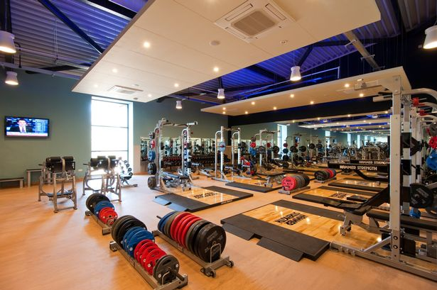 Surrey Sports Park set for £500,000 gym refurbishment