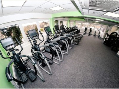 Disused Derby pub transformed into health club