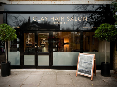 Surrey's Clay Hair Salon New App Allows Clients to Book in a Swipe