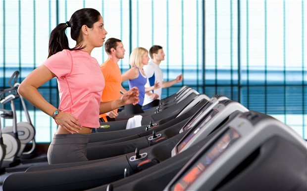 Pensioners aged 72 are 'most frequent gym-goers'