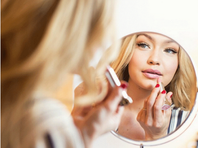 Get Gigi Hadid's Perfectly Pastel Met Ball Make Up