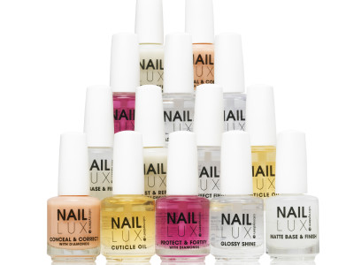 SALON SYSTEM UNVEILS NEW NAILLUX NAIL TREATMENTS