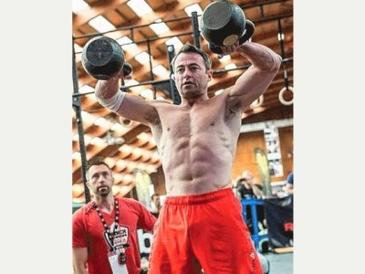 Witham gym owner training for CrossFit Games finale in Los Angeles