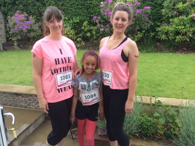 SALON EVOLUTION HEADS NORTH TO RUN RACE FOR LIFE