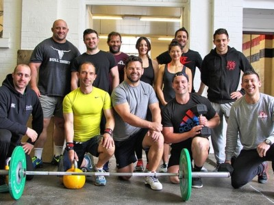 New gym site is the perfect fit as friends pursue aims to expand CrossFit Bath into Trowbridge