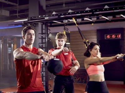 Seymour PR works out for six-month Fitness First campaign