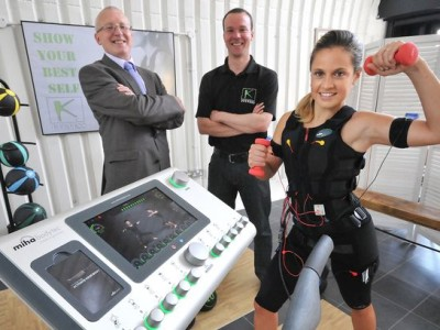 Fitness studio in Newcastle's railway arch is first of its kind in UK