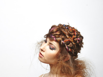 ENA SALON EMPLOYEE CREATES PRESENTATION THAT IS OUT OF THIS WORLD
