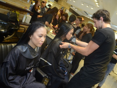 ALLILON EDUCATION HEADS TO THE PHILIPPINES TO UNEARTH THE COUNTRY'S FUTURE HAIRDRESSING TALENT