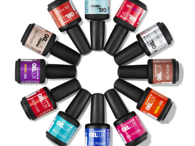 SALON SYSTEM GELLUX REVEALS 12 NEW CORE COLOURS GELLUX