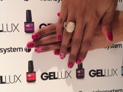 SALON SYSTEM SUPPORTS BREAST CANCER AWARENESS MONTH