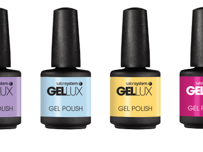 SALON SYSTEM LAUNCHES NEW SWEET TREATS GELLUX COLLECTION