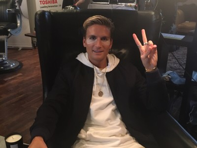 *SPOTED* Made in Chelsea Oliver Proudlock Wearing