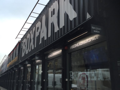 HIGH DEFINITION POP-UP EVENT AT BOX PARK IN LONDON ATTRACTS THE INDUTRY'S FINEST