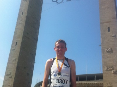 Marathon man Michael tackles road race in every Olympic city