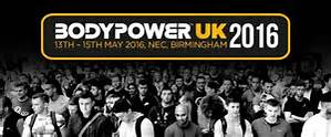 BODYPOWER 2016 ON A MISSION TO GET THE UK MOVING