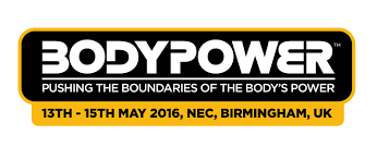 THE BOYS ARE BACK IN TOWN-BODYPOWER 2016 WELCOMES WORLD RENOWNED ATHLETES TO THE NEC