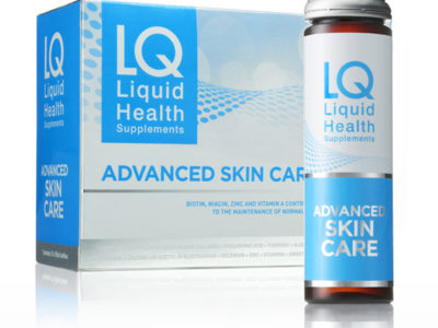 LQ Advanced Skincare is a new wonder drink that's just launched in Boots.