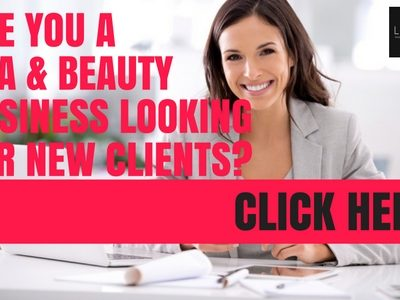Are you a spa & beauty business looking for new clients?