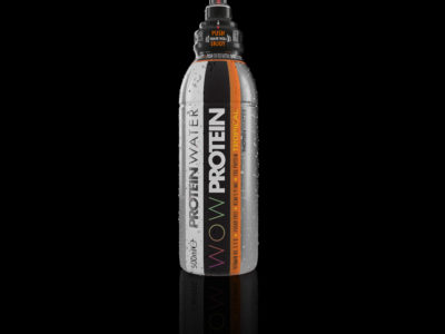 Introducing The Latest Innovation  In Fitness Drinks…