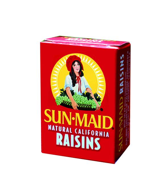 Win a Fitness Voucher with Sun-Maid California Raisins