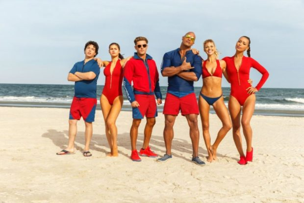 The All-New Baywatch Film Hitting UK Shores This Summer