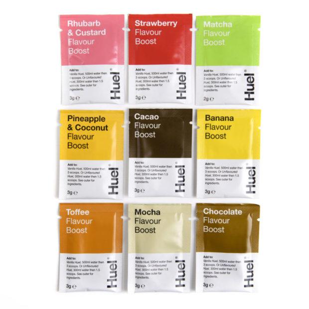 Huel Flavour Boosts