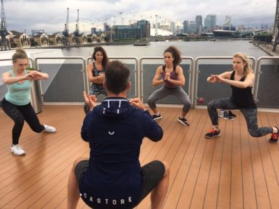 Work Out with one of the best views in London: Sunborn London launches Personal Training experiences in collaboration with The Wellness Collective