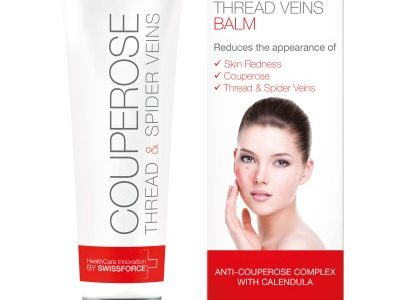 REVOLUTIONARY BALM THAT REDUCES THE APPEARANCE OF COUPEROSE AND THREAD VEINS IN JUST ONE WEEK ARRIVES IN THE UK