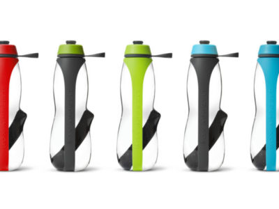 Eau Good Duo: Revolutionary New Charcoal Filter  & Fruit Infuser Bottle Launches on Kickstarter
