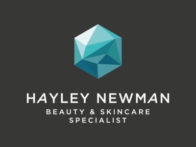 Hayley Newman cosmetics artist